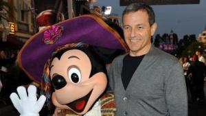 Disney-Chef Bob Iger (rechts)