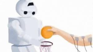Ferngesteuert: Der Mensch an der Strippe des Roboters