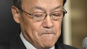 Olympus-Präsident Shuichi Takayama