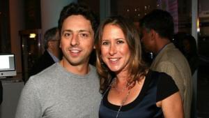 Großzügig: Sergej Brin und Anne Wojcicki