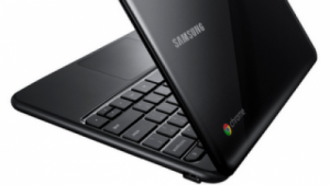 Samsung Chromebooks Series 5 in Schwarz