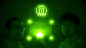 Leuchtstoff: Makierungen, Krebserkennung, bessere Solarzellen