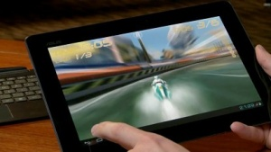 Spiel Riptide mit Shader-Effekten auf Eee Pad Transformer Prime