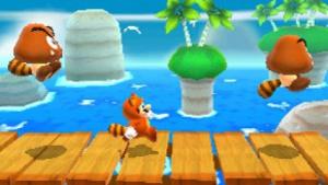 Test Super Mario 3D Land: Kreatives Retrofeuerwerk mit Waschbär-Mario