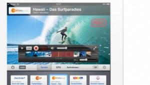 Tizi-Update: Zeitversetztes Fernsehen mit dem iPad und iPhone