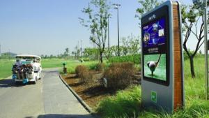 Hyundai IT konzentriert sich nun auf digitale Werbetafeln und Informationsdisplays.