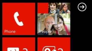 Webbasierte Demo von Windows Phone 7
