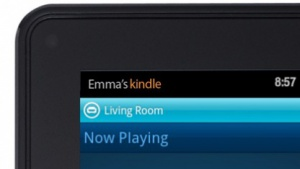 Sonos Controller auf dem Amazon Kindle Fire