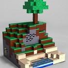 Mojang: Minecraft spielt mit Lego