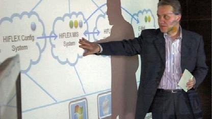Thomas Reichhart, Geschäftsführer Hiflex