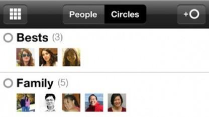 Google verbessert die iOS-App für Google+