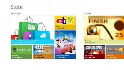 Windows Store für Windows 8