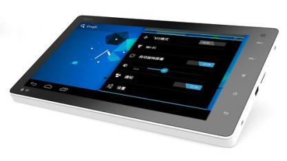 Novo7 - ein 7-Zoll-Tablet mit Android 4.0