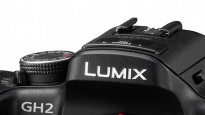 Firmwareupdate für die Lumix DMC-GH2