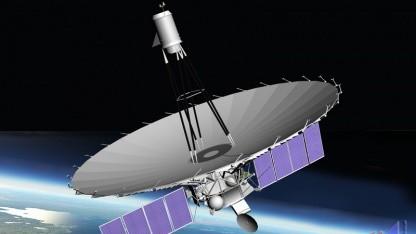Spektr-R: 10.000 bis 360.000 Kilometer von der Erde entfernt