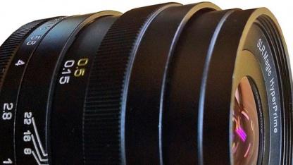Hyperprime 23mm F1.7