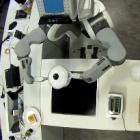 Roboter: James und Rosie bereiten Sandwiches und Popcorn zu
