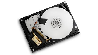 4-TByte-Festplatte Deskstar 7K4000