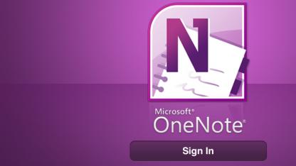 Onenote gibt es jetzt auch für Android-Geräte.