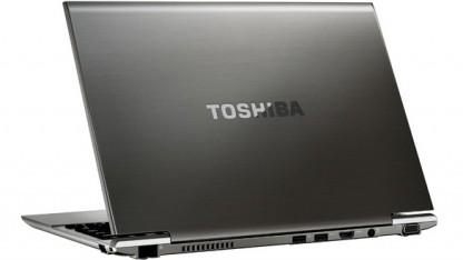 Toshibas Ultrabook wird in den USA günstig angeboten.