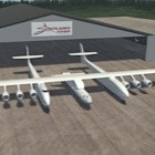 Stratolaunch: Riesenflugzeug als fliegende Raketenstartbasis