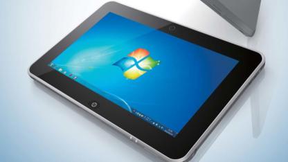 Windows-7-Tablet für Japan