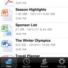 Microsoft: Clouddienst Skydrive für iOS und Windows Phone