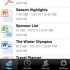 Microsoft: Clouddienst Skydrive für iOS und Windows Phone