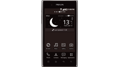 Android 4.0.4 für Prada Phone 3.0 ist da.