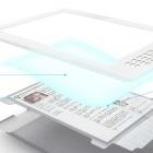 Flex Lighting: Beleuchtung für E-Book-Reader
