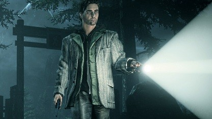 PC-Version von Alan Wake