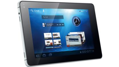 Mediapad bekommt Android 4.0 im ersten Quartal 2012.