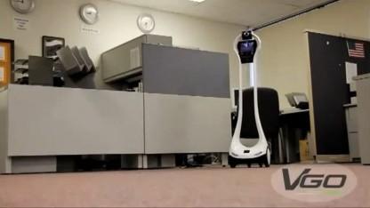 Telepräsenzroboter Vgo: Vorteile für Ärzte und Patienten