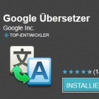 Android: Google Übersetzer erkennt Handschriften