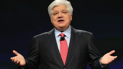 RIMs CO-CEO Mike Lazaridis