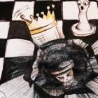 Schöner danebenliegen: Königlich: die Schachstelle