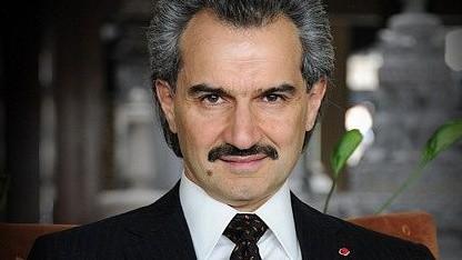 Prinz Alwaleed Ibn Talal