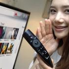 Fernsteuerung: LG baut Fernseher mit Sprach- und Gestensteuerung