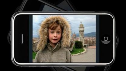 Das erste iPhone hat derzeit Probleme mit dem App Store.