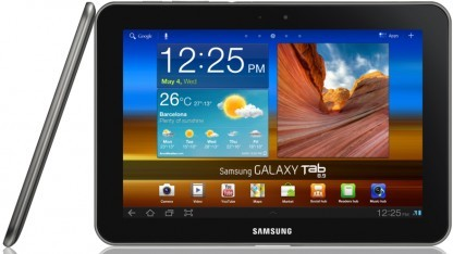 Android 4.0 für das Galaxy Tab 8.9 angekündigt.