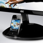 AOC: iPhone-kompatibles 23-Zoll-Display