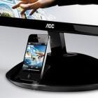 AOC: iPhone-kompatibles 23-Zoll-Display