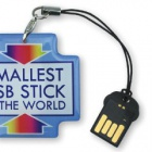 Deonet: USB-Stick ist zu klein für Werbeaufdruck