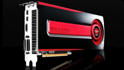 Grafikkarten wie die Radeon HD 7950 eignen sich auch zum Passwortknacken