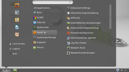 Cinnamon wird wahrscheinlich Standarddesktop von Linux Mint.