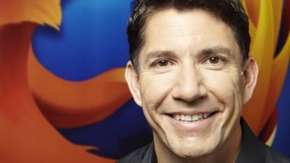 Hat künftig mehr Geld zur Verfügung: Mozilla-CEO Gary Kovacs