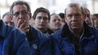 VW-Arbeiter