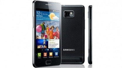 Erfolgreiches Android-Smartphone Samsung Galaxy S2