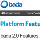 Samsung: Bada 2.0 kommt doch erst im nächsten Jahr