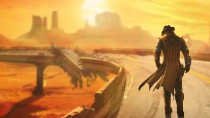 Artwork Lonesme Road (DLC für Fallout New Vegas)